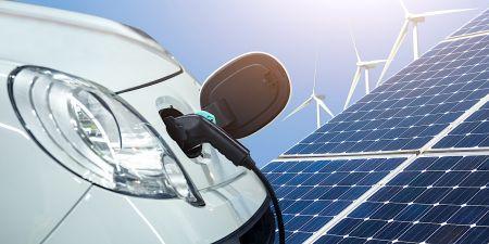 Car parking zonnepanelen zonneparking topman Eneco energie duurzaam opladen electrische auto