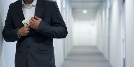 Fraude werk top werkvloer declaratie