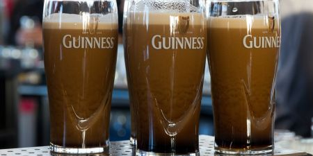 Guiness bier click collect beloning