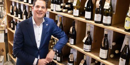 Julien platenburg rotterdam wijnhandel