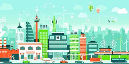 Logistiek duurzaam stad smart cities