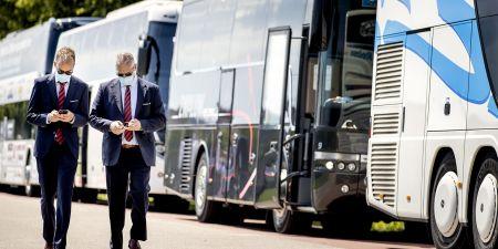 Touringcar bussen anvr corona
