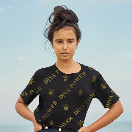 Aaliyah portret