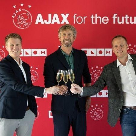 Ajax BLOX sponsor deal square