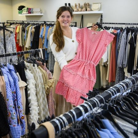 Annejet Krijgsman 17 kledingzaak