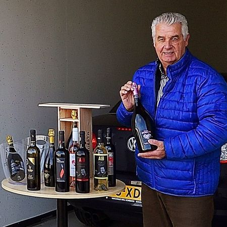 Bart Hoogland Garagebox wijn