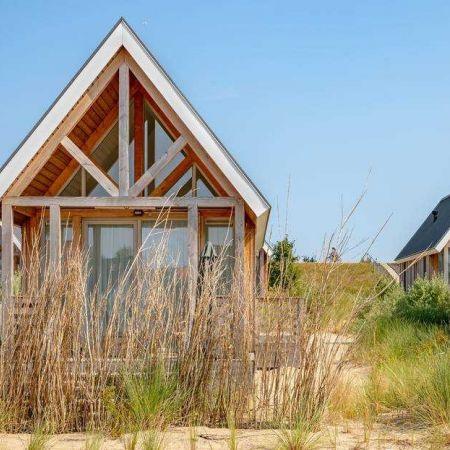 Beach lodge vakantiepark roompot