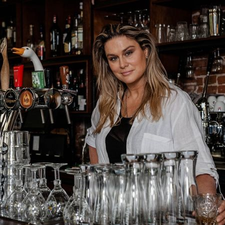 Bianca Koedamkroegbaas model Rotterdam