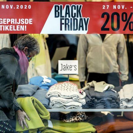 Black Friday 2020 kledingwinkel