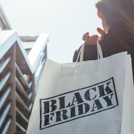 Black Friday tas