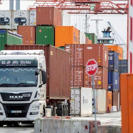 Brexit transport douane economie invoerrechten handelsverdrag