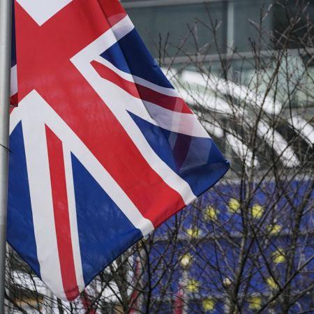 Britsevlag EU Brexit