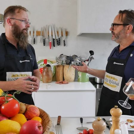 Broodje Verhaal Cor Hospel Marchel Bulthuis