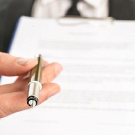 CAO handtekening pen overeenkomst