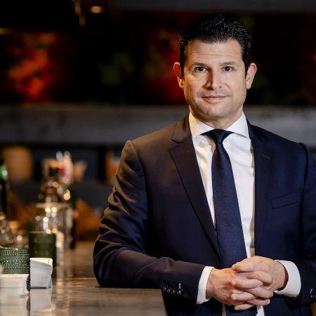 Dirk Beljaarts KHN bar