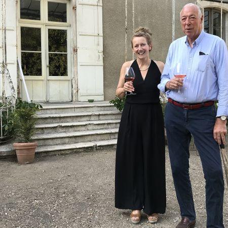 Emmy Postma Ik Vertrek Kasteel Frankrijk AVROTROS