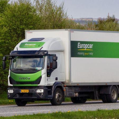 Europcar bus vervoer auto flickr