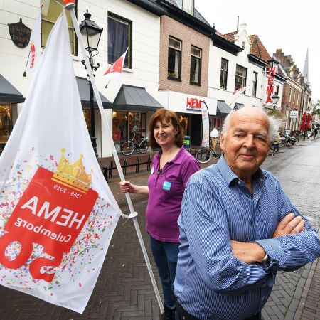 Hema Okhuizen revue Culemborg