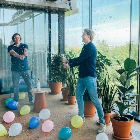 Huispedia Bours ballon square