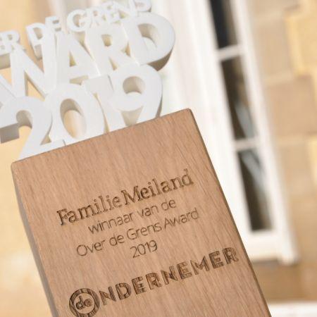 Meiland Over De Grens Award