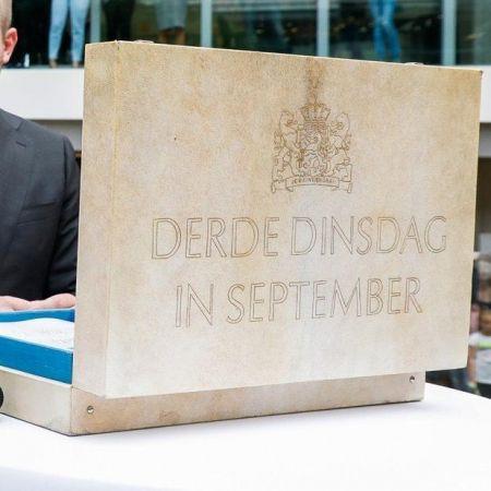 Minister Wopke Hoekstra Prinsjesdag rijksbegroting miljoenennota