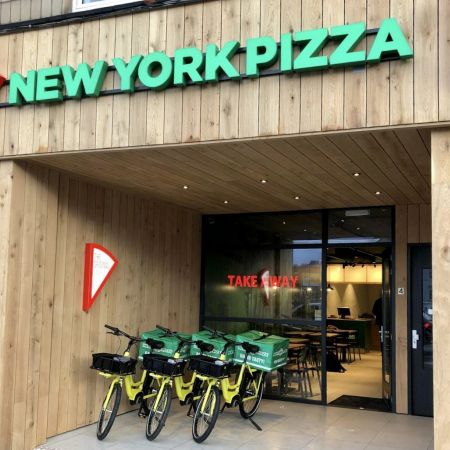 New York Pizza Leuven
