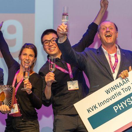 Physee winnaar innovatie Kv K