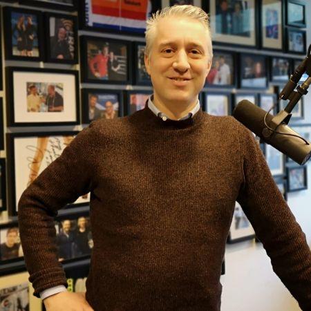 Podcast Lendahand Peter Heijen studio