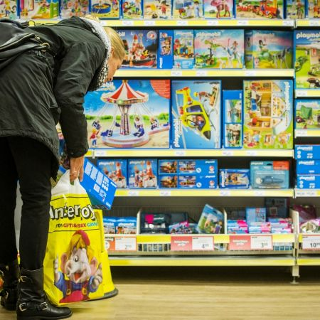Speelgoed Intertoys winkel Playmobil