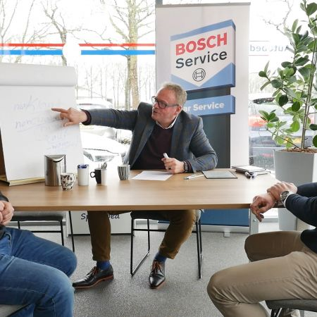 Still video Bosch Car Service Jan van Setten