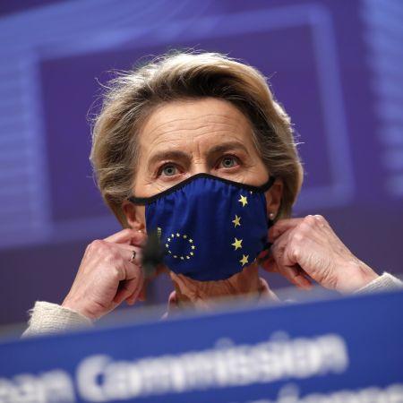 Ursula von der Leyen Brexitdeal 2020 ANP