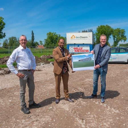 Willy Naessens bouw Remijsen Sheikkarim Opzeeland 2021