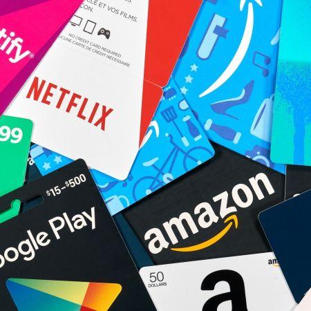 Abonnement online amazon netflix spotify podcast aandachtstrekkers