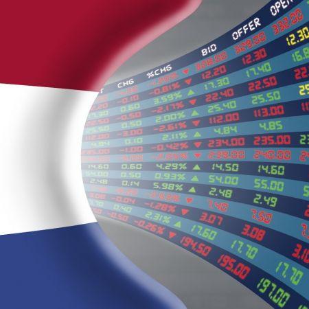 Aex beursplein aandelen