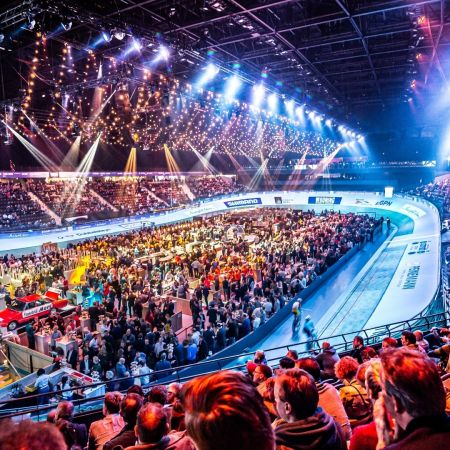 Ahoy rotterdam wooning zesdaagse