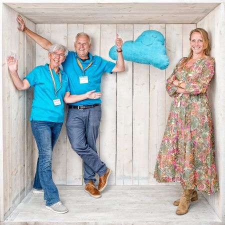 Anneke boer stichting droomdag crisis tijdsdruk