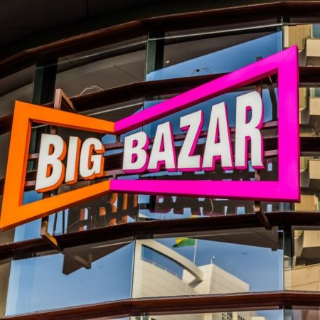 Big bazar overname