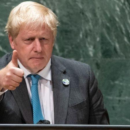 Boris johnson brexit engeland premier