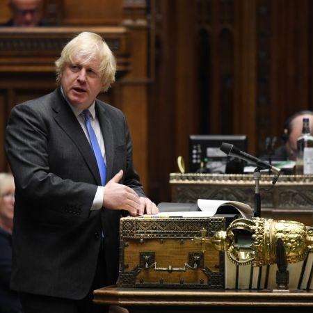 Boris johnson brexit eu parlement
