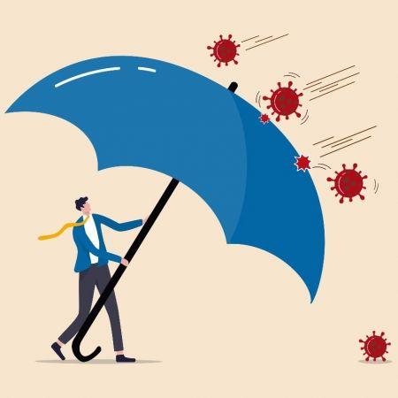 Corona paraplu hulp steun