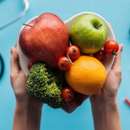 Diabetes voedsel voeding leeft tunga