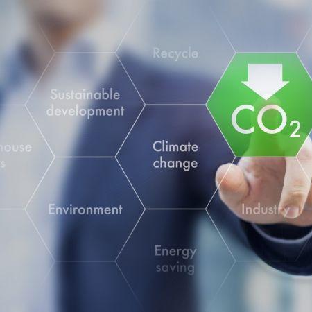 Duurzaamheid co2 footprint