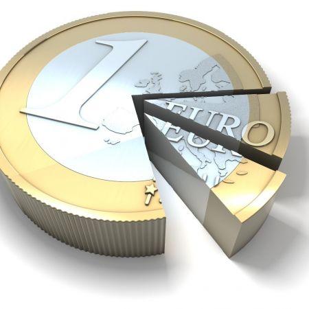 Euro munt geld