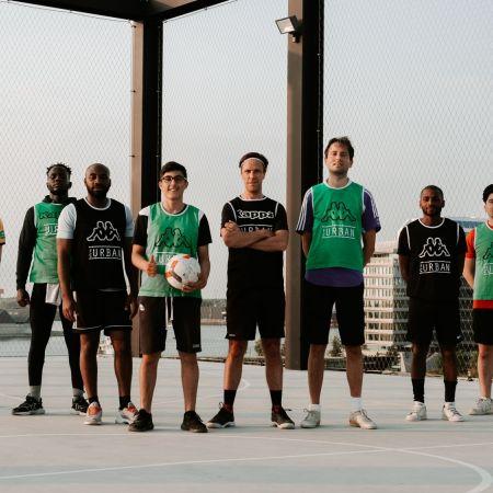 Fc urban voetbalstartup clubleden investeerders