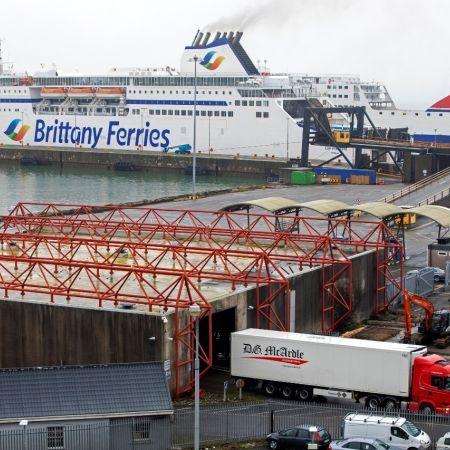Ferry engeland haven brexit