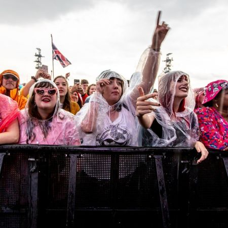 Festival evenement publiek