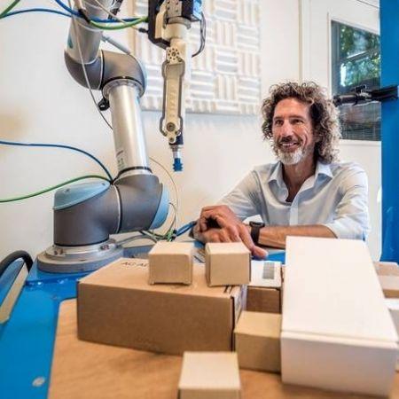 Fyzyr delftse pionier robot software deep learning herbert have