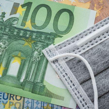 Geld corona crisis economie