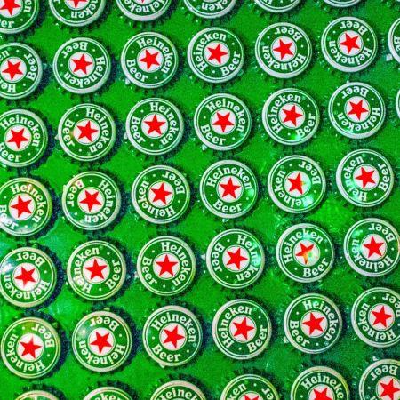 Heineken kronen bier