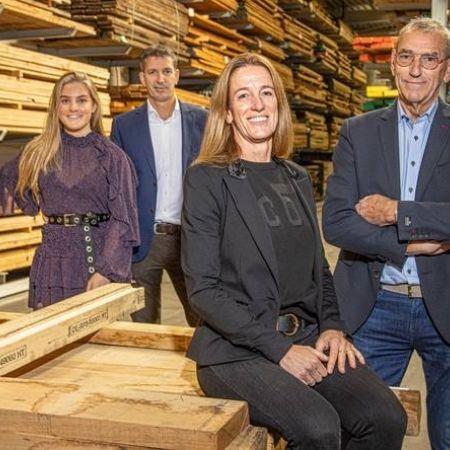 Huyskamps fijnhouthandel bedrijfsovername familiebedrijf